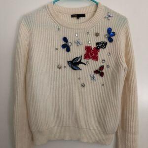 Brand new maje sweater